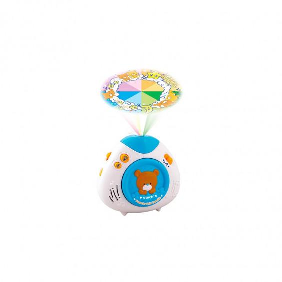 Vtech Baby Proyector Osito Dormilón Azul