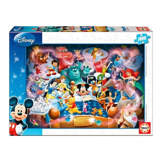 Puzzle Adulto 1000 Piezas El Sueño de Mickey
