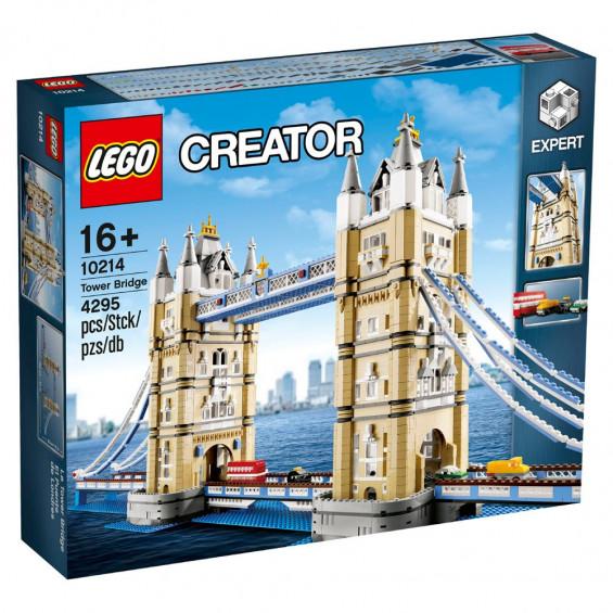 LEGO Edición Coleccionista El Puente de Londres 10214