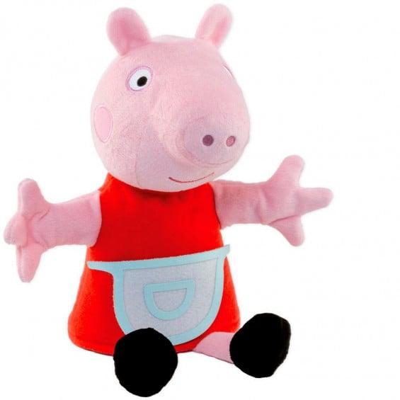 Peppa Pig Marioneta con Sonido y Accesorios
