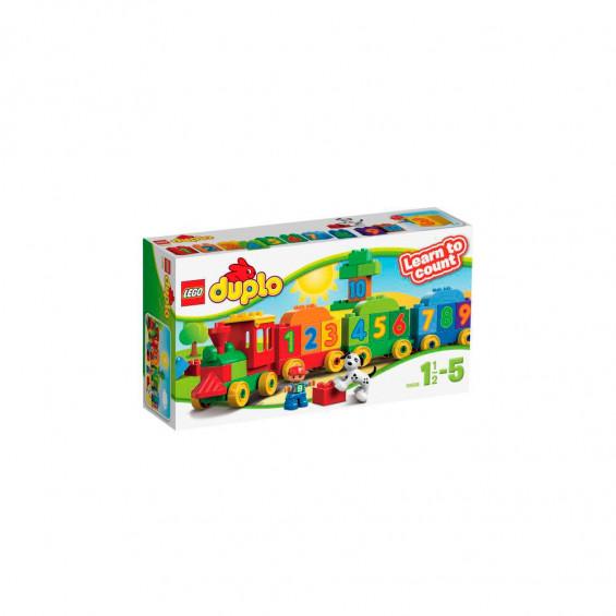 LEGO DUPLO El Tren de los Números 10558