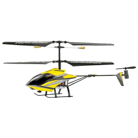 Ninco Air Helicóptero Graphite 18 cm