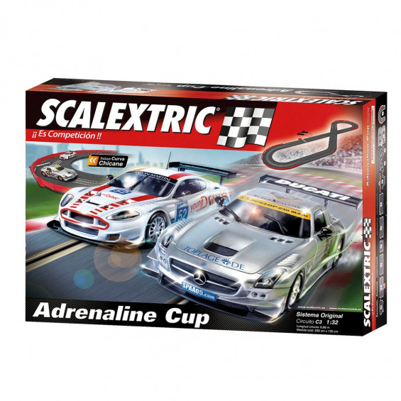 Scalextric The Original C3 Adrenaline Cup