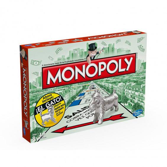Monopoly Clásico Madrid