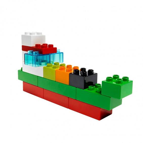 LEGO DUPLO My First Ladrillos Básicos Deluxe 6176