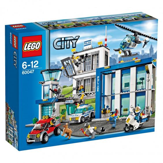 LEGO City Comisaría de Policía 60047