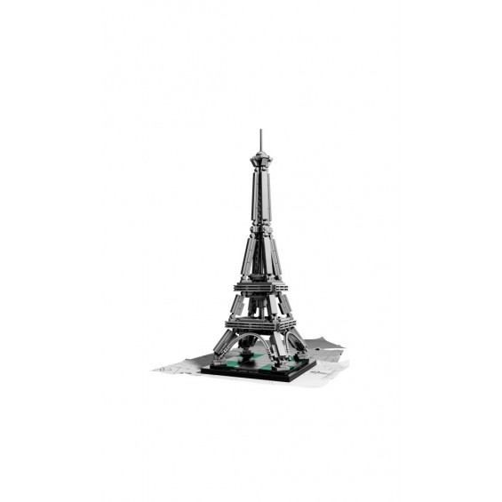 LEGO Arquitecture La Torre Eiffel 21019