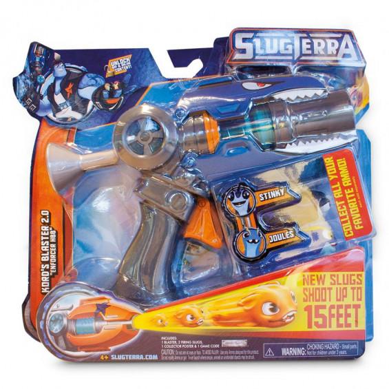Slugterra Pistola + Slugs Ammo