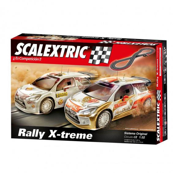 Scalextric C2 Rally X-Treme