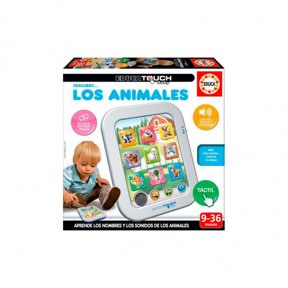 Educa Touch Baby Descubro...Los Animales