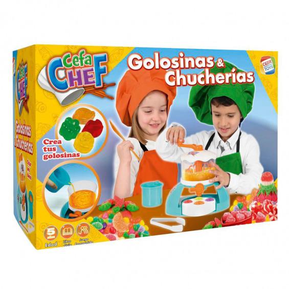 Cefa Chef Golosinas y Chuches