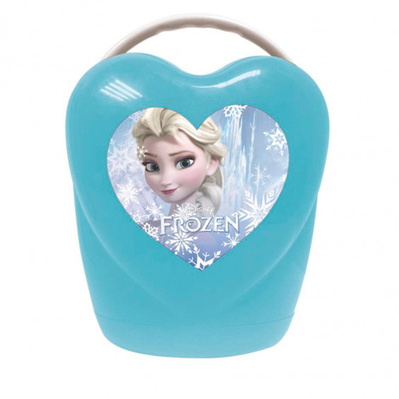 Frozen Maquillaje Corazón Musical