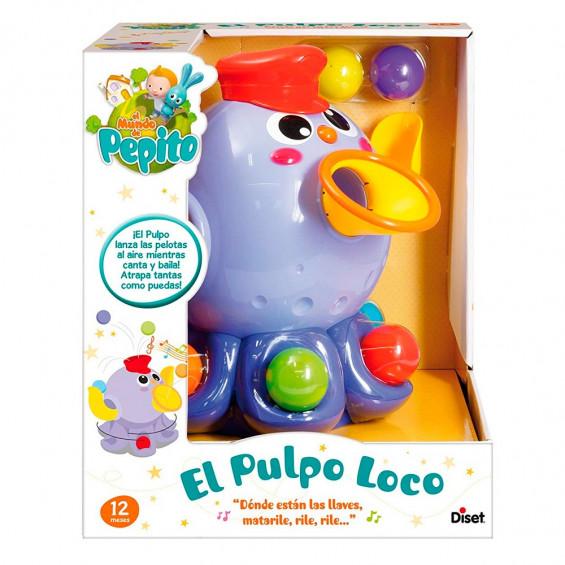 Pepito el Pulpo Loco