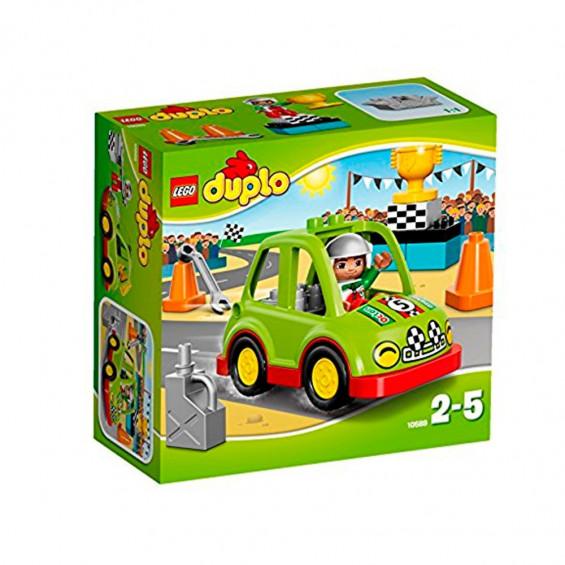 LEGO DUPLO Town El Coche de Rally 10589