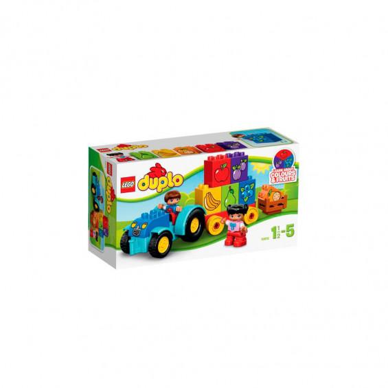 LEGO DUPLO My First Mi Primer Tractor 10615