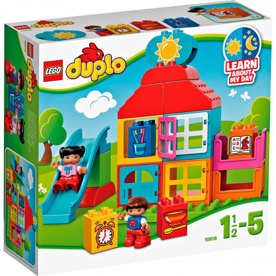LEGO DUPLO My First Mi Primera Casa de Juegos 10616