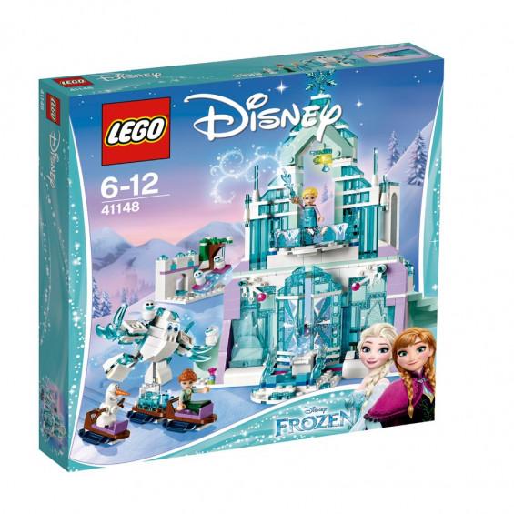 LEGO Disney Princess el Brillante Castillo de Hielo de Elsa 41062