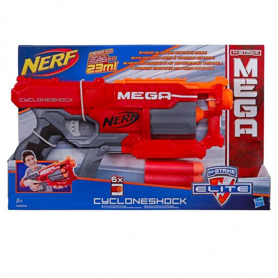 Nerf Mega Cyclone Six