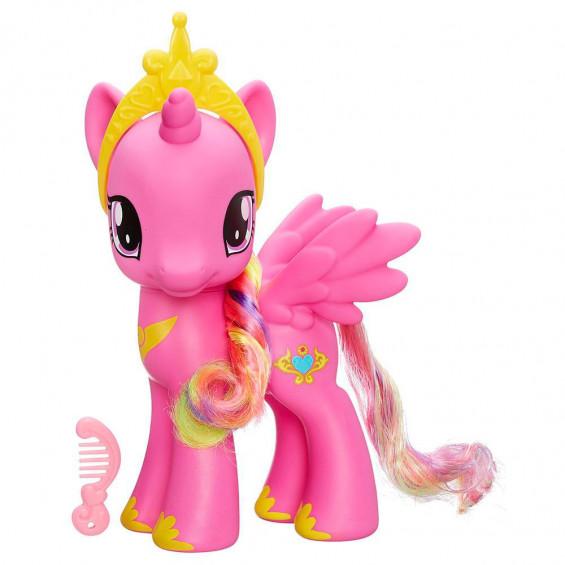 Muy Little Pony Princesas Titan Cadende y Celestia