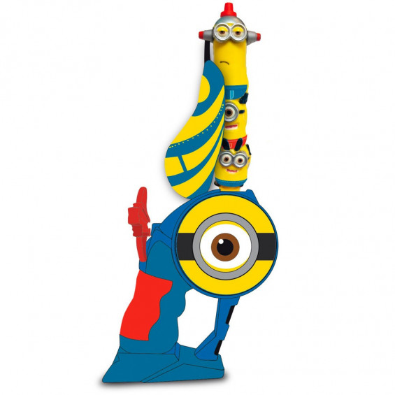 Minions Flying Héroes