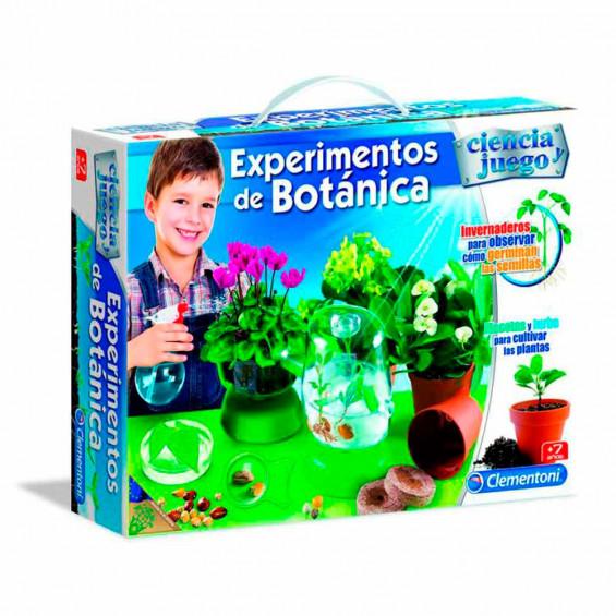 Arqueojugando Botánica