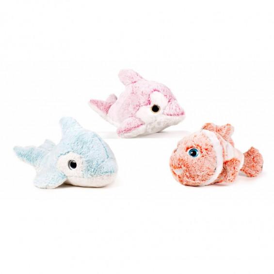 Softies Animalitos del Mar Varios Modelos