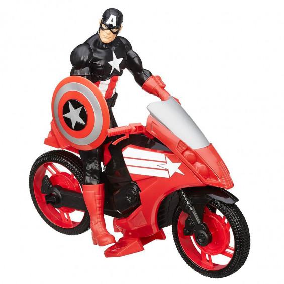 The Avengers Vehículos con Figura Titan Varios Modelos