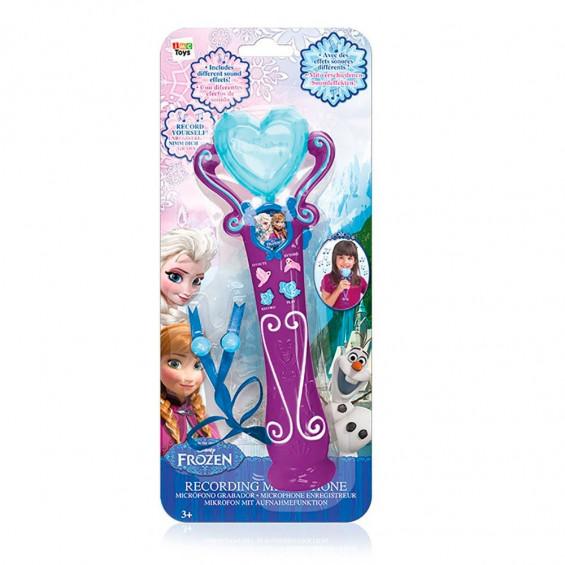 Frozen Micrófono Grabador