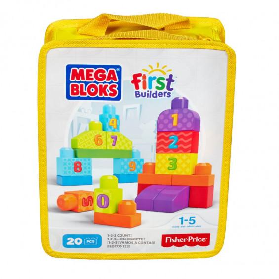 Mega Bloks Bolsas Construye y Aprende