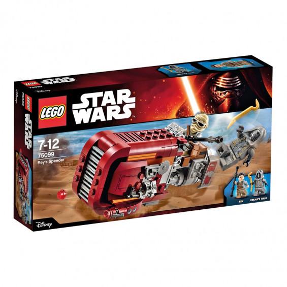 LEGO Star Wars Reys Speeder 75099