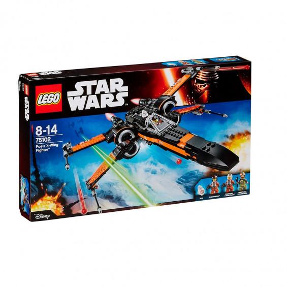 LEGO Star Wars 4 ( PELICULA 2015) 75102
