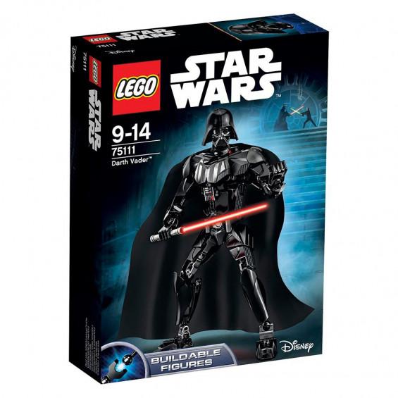 LEGO Star Wars Constraction Figura Acción Darth Vader 75111