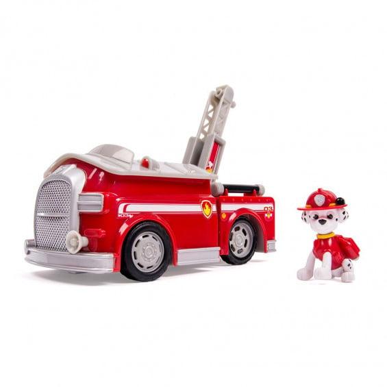 Paw Patrol Vehículo Transformable Varios Modelos