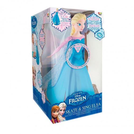 Frozen Elsa Patina y Canta