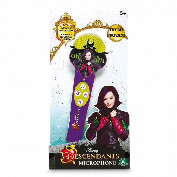 Descendants Micrófono Musical