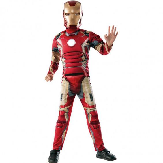 Disfraz Niño Iron Man Deluxe AA