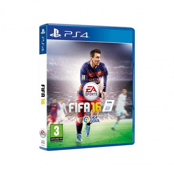 Play Station 4  Juego Fifa 16