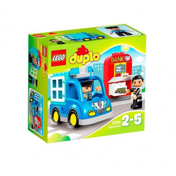 LEGO Duplo Town Patrulla de Policía 10809