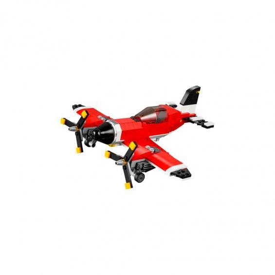 LEGO Creator Avión con Hélices 31047