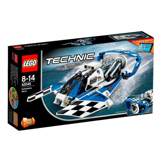 LEGO Technic Hidrodesllizador de Competición - 42045