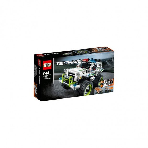 LEGO Technic Interceptator Policial 42047