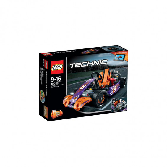 LEGO Technic Kart de Competición 42048