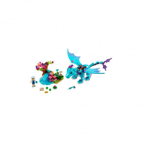 LEGO Elves La Aventura del Dragón del Agua 41172