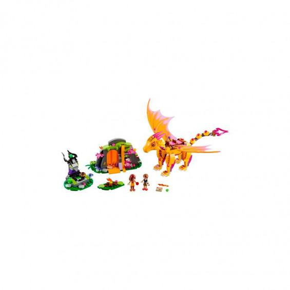 LEGO Elves Gruta de Lava del Dragón del Fuego 41175