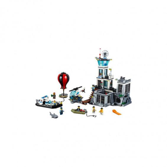 LEGO City Policía Prisión de la Isla 60130