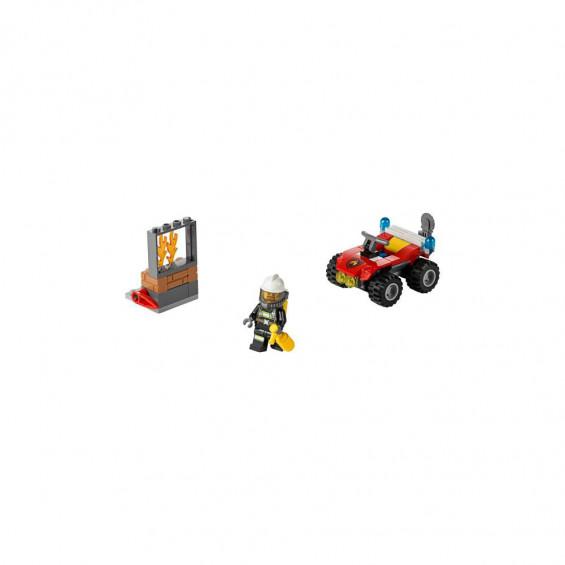 LEGO City Bombero Todoterreno de Bomberos 60105