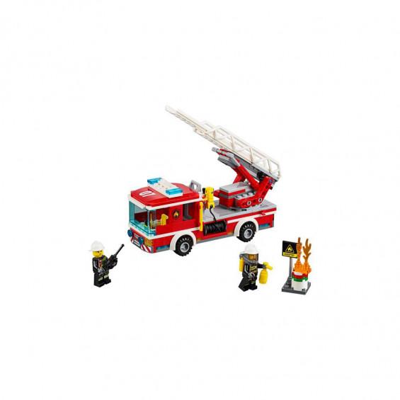LEGO City Bombero Camión de Bomberos con Escalera 60107