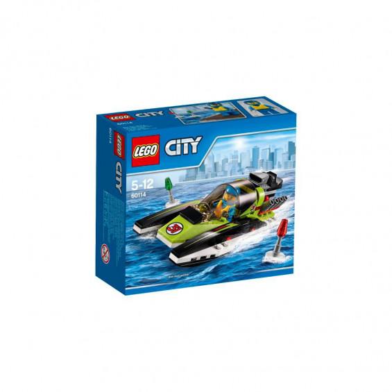LEGO City Vehículo Lancha Rápida 60114