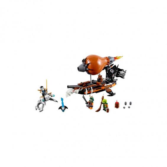 LEGO Ninjago Zeppelin de Asalto 70603