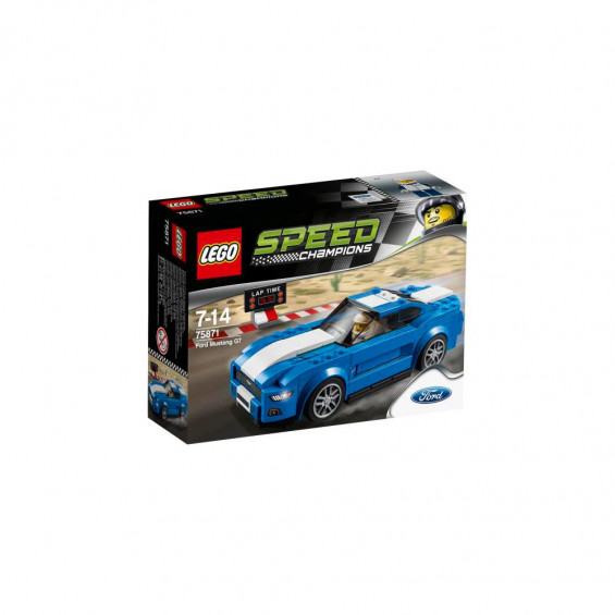 LEGO Speed Champion Ford Mustang GT 75871